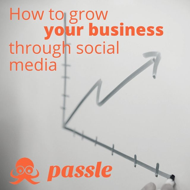 How to grow your business through social media featured image