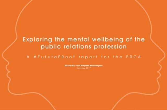 Practical steps from PRCA to tackle mental health in public relations featured image