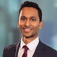 Tarun Patel, Associate, Ropes & Gray