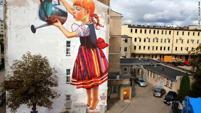 Street art goes large in Poland thanks to Etam graffiti group featured image