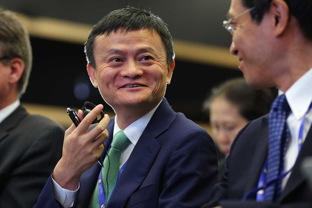 Jack Ma's Ant Financial Starts Global Foray With Thai Expansion featured image