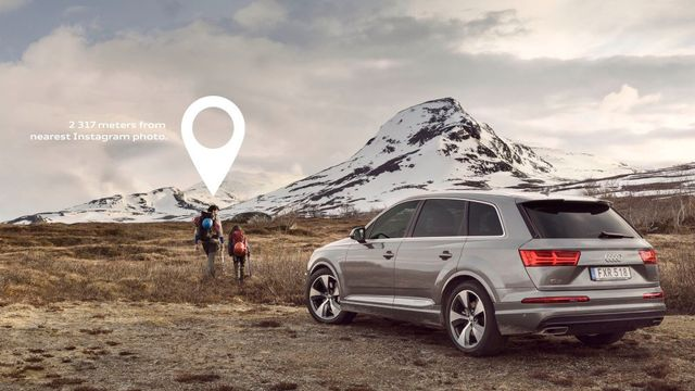 Audi's #CatchTheUnseen featured image