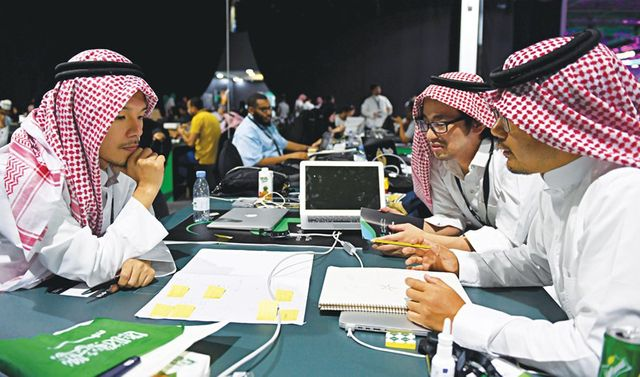 Young Saudi coders prepare for the future featured image