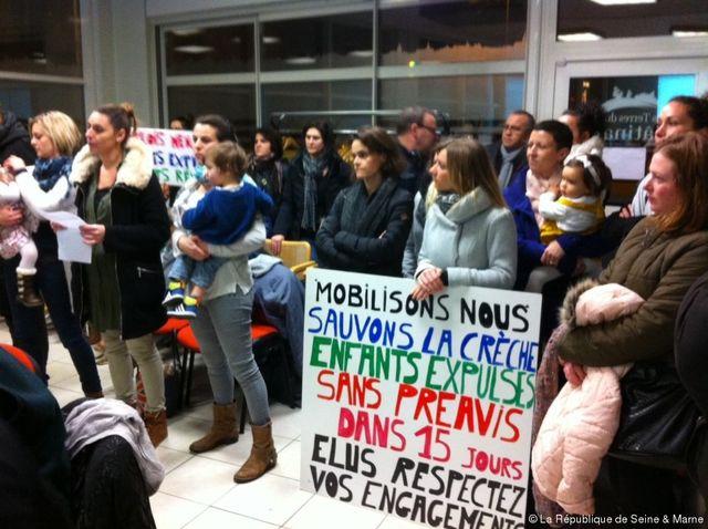 La crèche continuera à accueillir les familles extérieures à la commune featured image