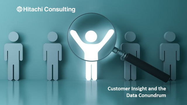 Customer Insight and the Data Conundrum featured image