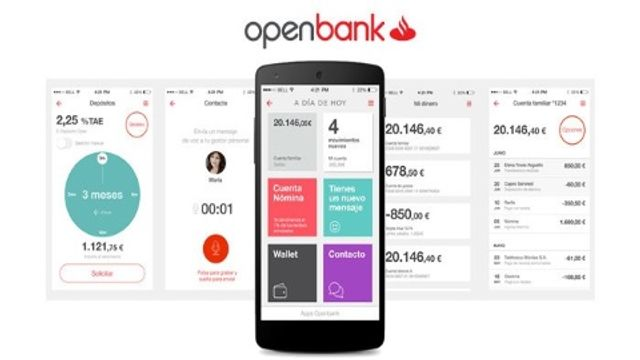 Santander's Openbank relaunched as 100% digital bank featured image