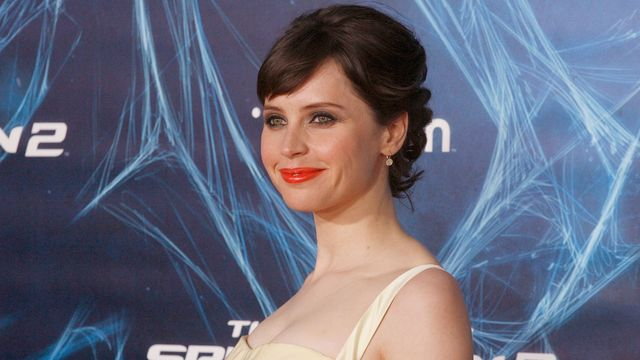 Felicity Jones to star in Star Wars spin off featured image