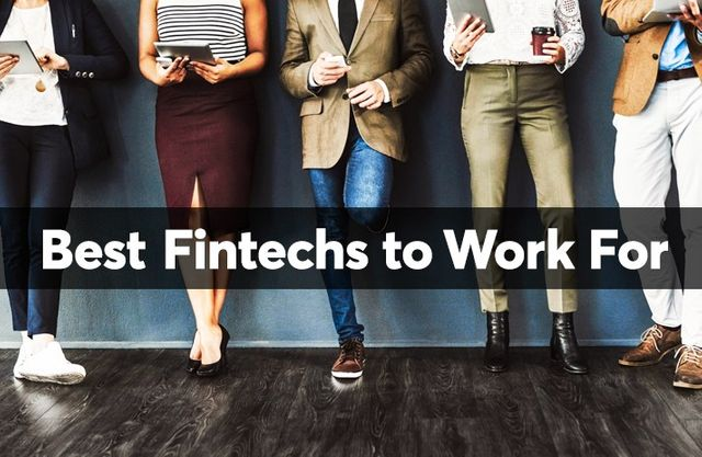 The best fintech start-ups to work for... by unconventional perks featured image