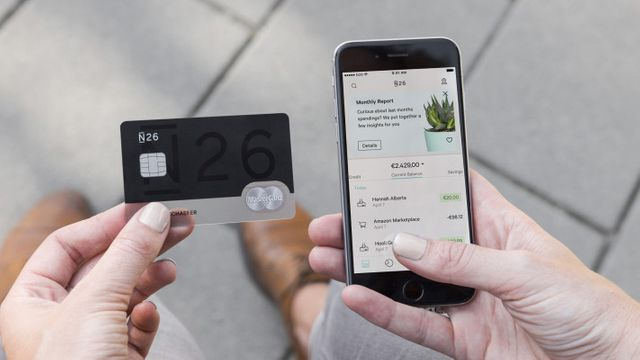 N26 raises $160 million from Tencent and AllianzA crazy bet: building a bank from scratch featured image