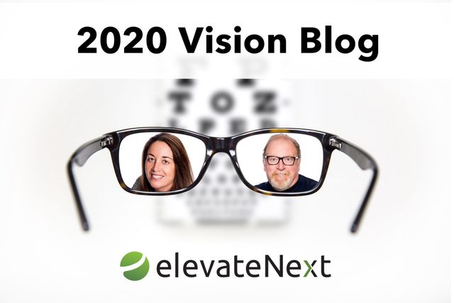 ElevateNext 2020 Vision Series: Tim Corcoran Interview featured image