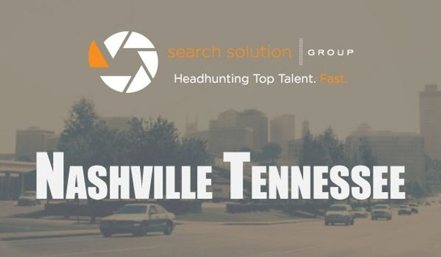 Search Solution Group Opens New Office in Nashville featured image
