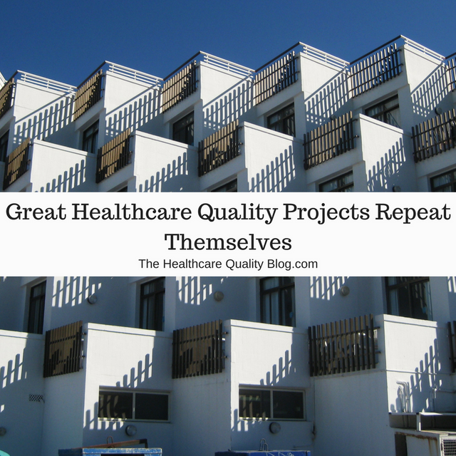 Great Healthcare Quality Projects Repeat featured image