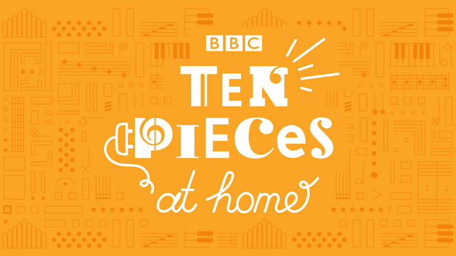 'Ten Pieces @ Home': A weekly activity to explore classical music at home with your kids featured image