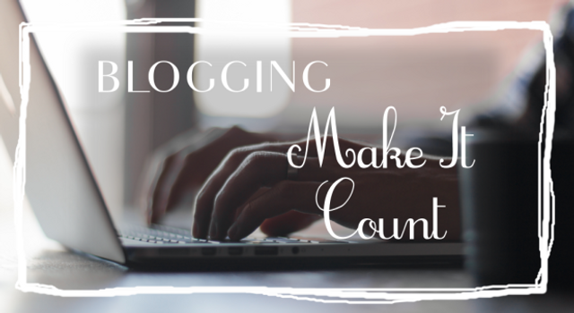 Boost Your Blog's ROI - 4 Things You Can Do Right Now! featured image