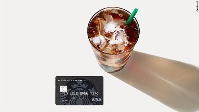Starbucks launches new credit card for coffee addicts featured image