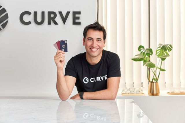 Curve, the 'over-the-top' banking platform, raises $55M at a $250M valuation featured image