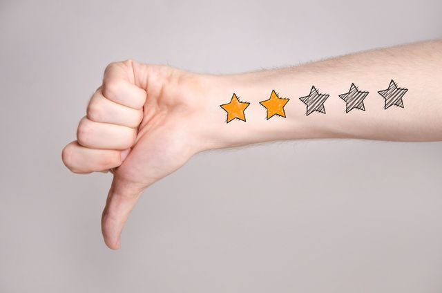 When the internet bites...you. What to do about a bad Google review. featured image