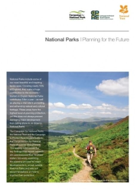 Call for more guidance constraining developments in National Parks featured image