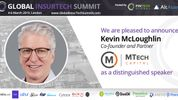 MTech Capital to speak at Global Insurtech Summit