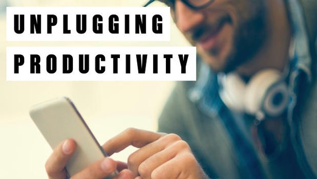 Unplug - for more fun & productivity! featured image