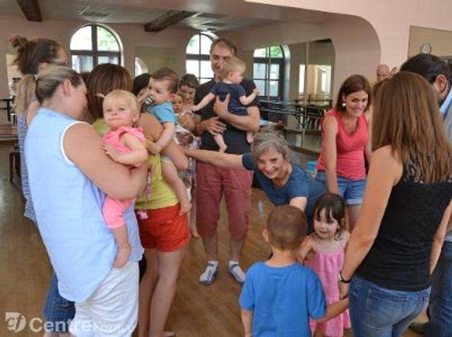 La grande journée des tout-petits : une dose de culture dans le biberon featured image