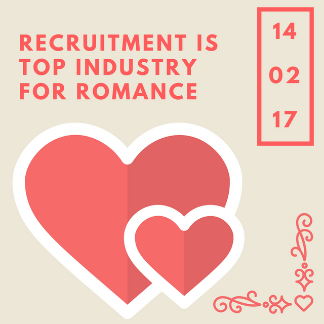 Recruitment Is Top Industry For Romance featured image