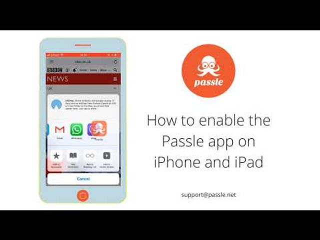 How to Enable the Passle button in Safari (iPhone and iPad) featured image