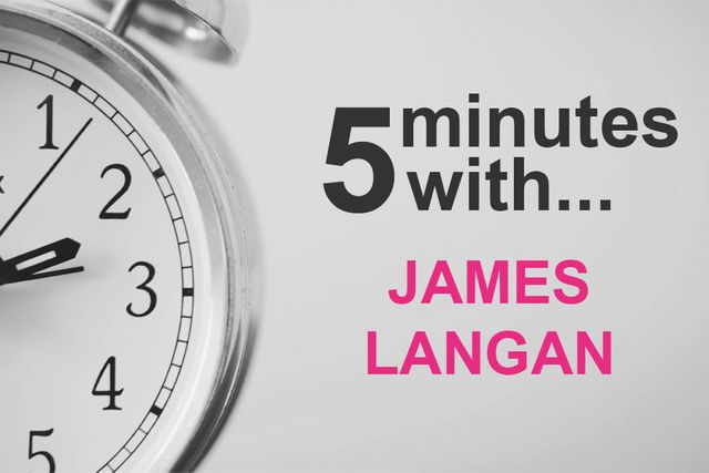 5 minutes with James Langan....FMCG Commercial Director featured image