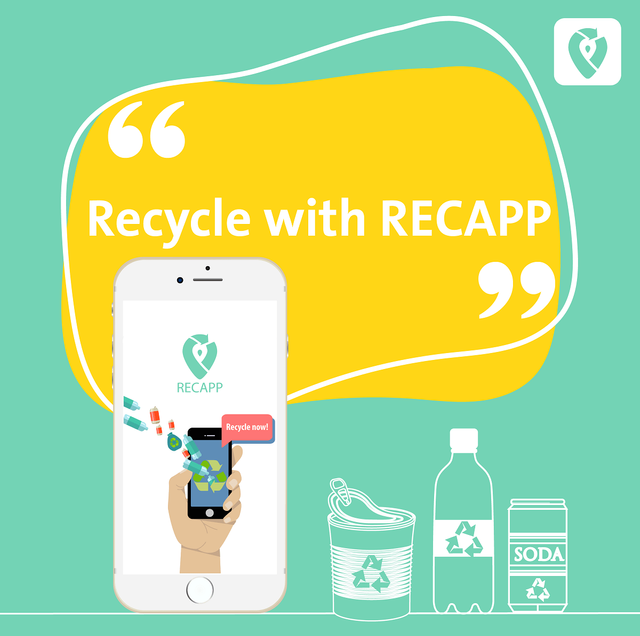 RECAPP, recycling made easier for Abu Dhabi residents! featured image