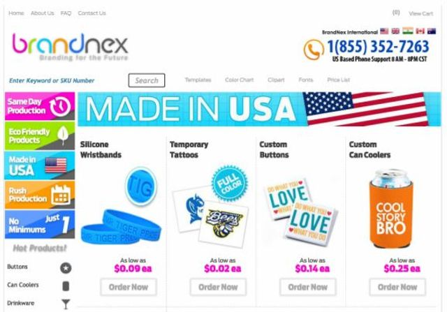 "FTC Reaches Six Figure Settlement With Promotional Products Company Over ""Made in USA"" Claims featured image"