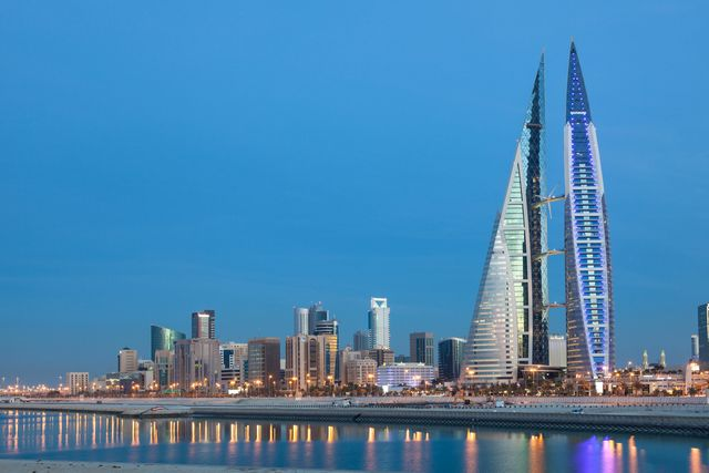 Bahrain launches a Global Islamic & Sustainable FinTech Center featured image