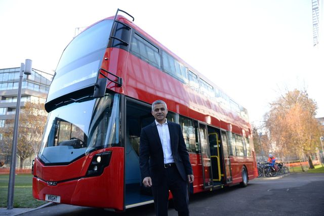 London gets hydrogen-powered double-deckers featured image
