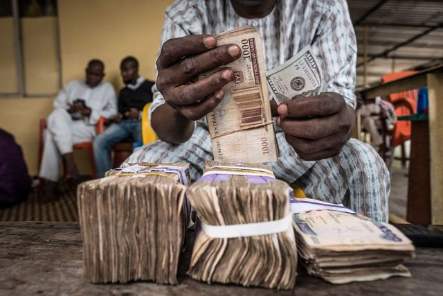 Nigerians Bury Cash in Backyards as Mobile Money Stumbles featured image