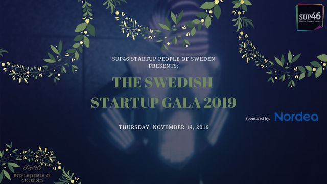 Portfolio Company Anyfin awarded with Sweden's startup team of the year featured image