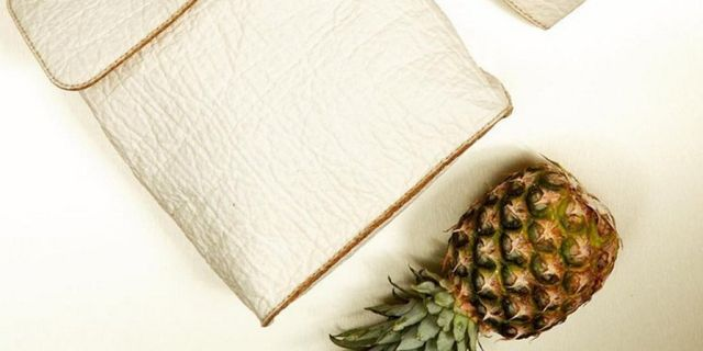 Pineapple leather - when fashion and tech get together featured image
