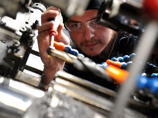 Growth for Midlands manufacturers despite uncertainty featured image