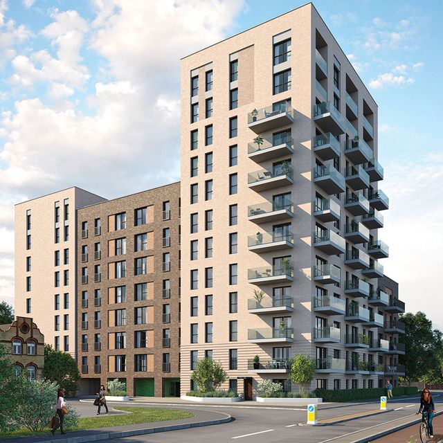 Greenview Court – brand new development in West London featured image
