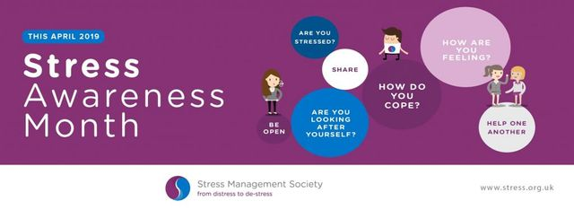 Stress awareness month featured image