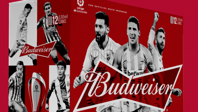Budweiser brewing big plans in global football featured image