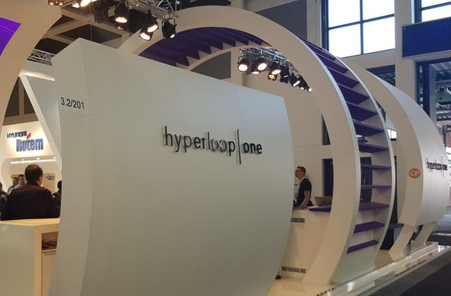 Hyperloop; Taking on high speed rail featured image