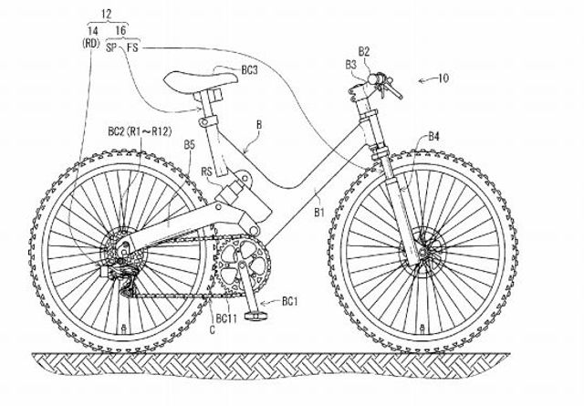 Future bike technology trailed in newly granted patent featured image