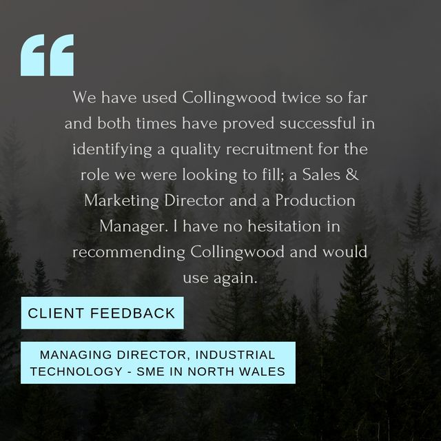 Another client testimonial we are very proud of.... featured image