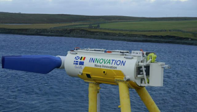 Tidal energy firm makes waves with Tesla battery storage featured image