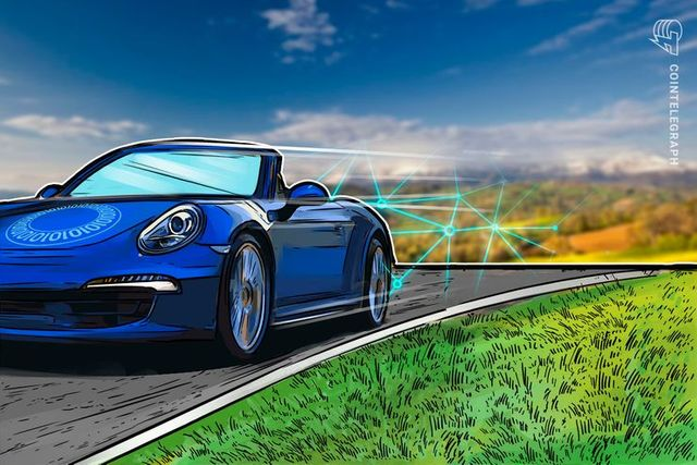 BBVA and Porsche close €150 million loan on blockchain featured image