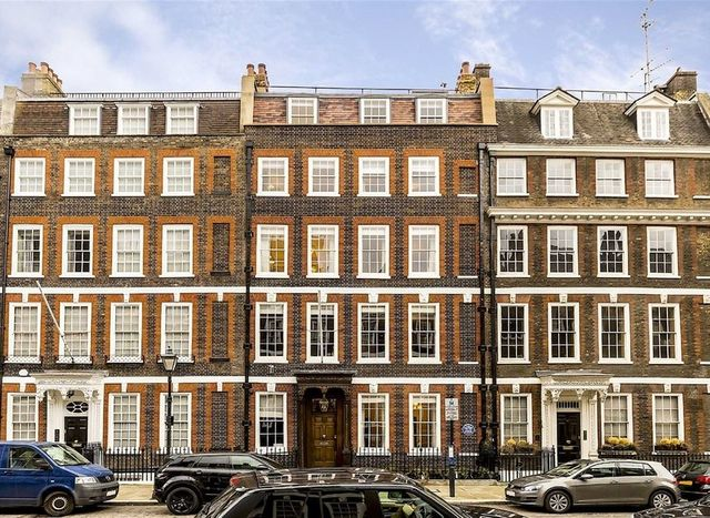 Dexters sells £18m townhouse in Westminster featured image