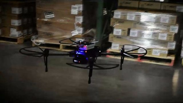 Drones that fly in the workplace featured image