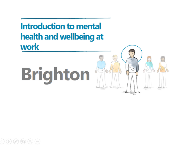 Mental health workshops - Brighton and London 20 June 2017 featured image