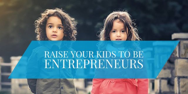 Do I want my kids to be entrepreneurs? featured image