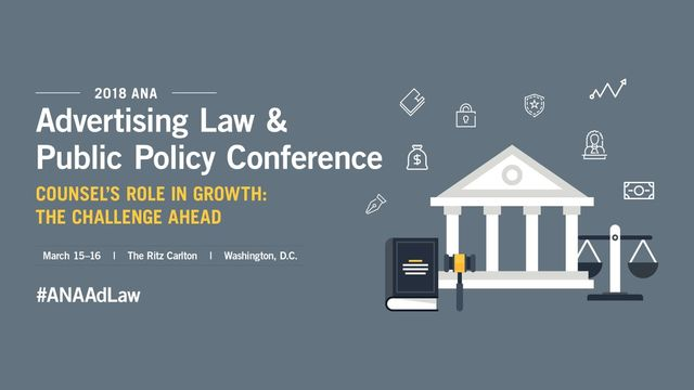 Frankfurt Kurnit Lawyers to Speak at ANA Advertising Law & Public Policy Conference in D.C. featured image
