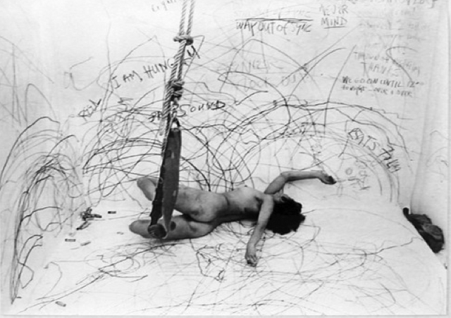 Artist Carolee Schneemann: beyond feminism featured image